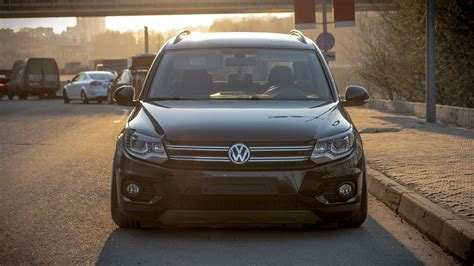 cool dropped vw tiguan cars  love