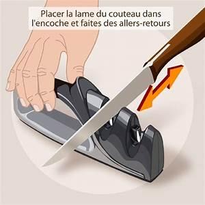 Comment Aiguiser Un Couteau : comment aiguiser un couteau ooreka ~ Melissatoandfro.com Idées de Décoration