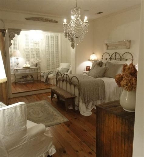 Farmhouse Bedroom  Rooms To Love Rustic Chic