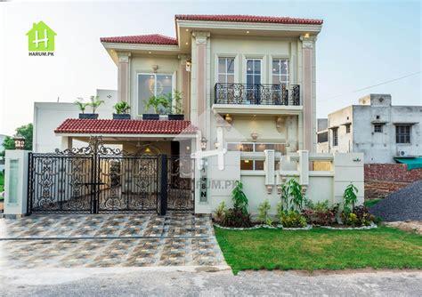 marla designer house  sale  dha lahore  ads pakistan