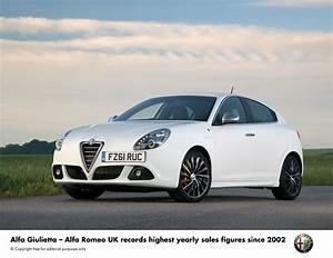 ALFA ROMEO UK RECORDS HIGHEST YEARLY SALES FIGURE SINCE ...