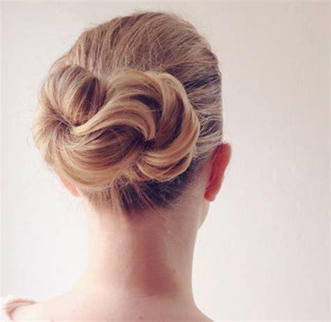 Figure Eight Bun, Twist Bun   Hair Affair   Pinterest