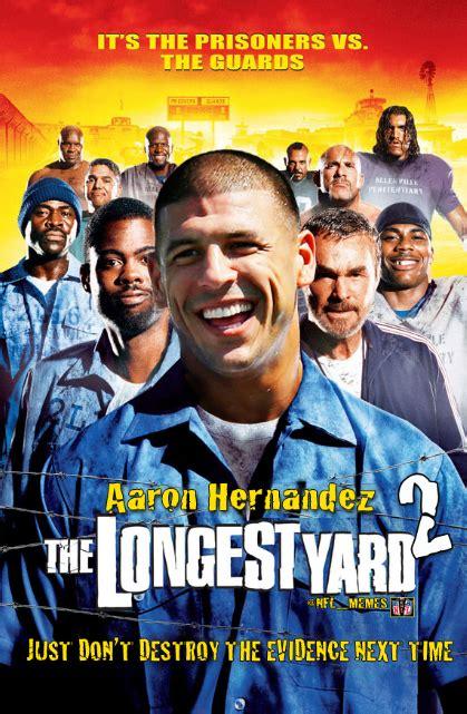 longest yard  starring aaron hernandez