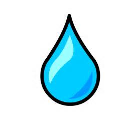 Water Droplet Clip Art Outline