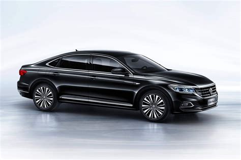 Volkswagen Vw Passat : New Vw Passat Revealed In China; Likely Previews American