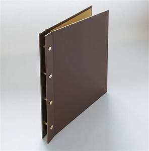fabric covered exposed screw post portfolio binder With resume binder portfolio