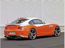 2007 Bmw Z4 m coupe – pictures, information and specs