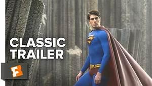 Superman, Returns, 2006, Official, Trailer, 1, -, Superhero, Movie, Hd