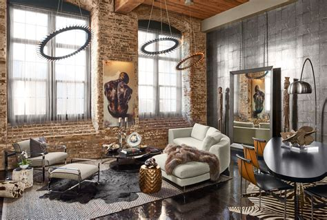 industrial glam living room 20 best interior design ideas to get inspired Industrial Glam Living Room