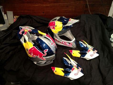 Johnny Walker Redbull Airoh Helmets (airoh Helmets