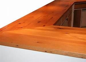 Reclaimed Oak Wood Countertops, Wood Bar Tops
