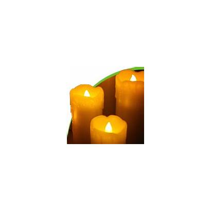 Glow Candles Candle Floating Scented Novelty Unusual