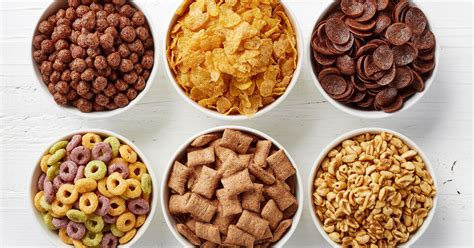 10 breakfast cereals that have a nutritionist s st of