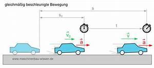 Strecke Berechnen Formel : beschleunigung berechnen formel zur berechnung der beschleunigung ~ Themetempest.com Abrechnung
