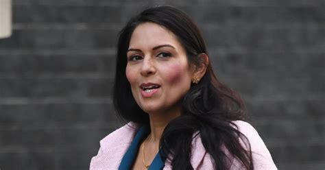 Chris McLaughlin: Priti Patel is a walking calamity in an ...