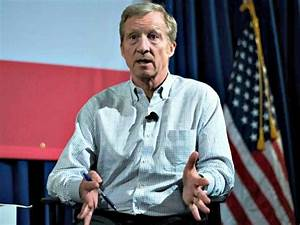 Tom Steyer Holds Impeachment Town Hall in Oakland   Breitbart