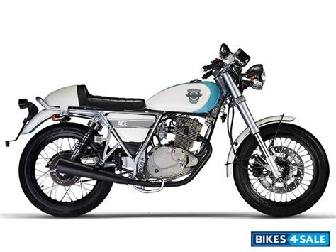 Cleveland Cyclewerks Ace Hd Photo by Cleveland Cyclewerks Ace Cafe Price Specs Mileage