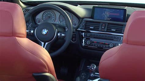 bmw  convertible interior youtube