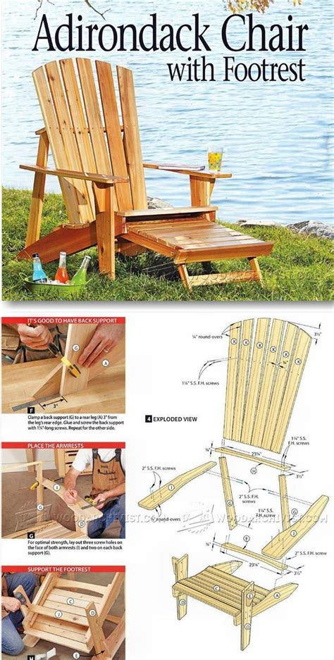 1000 ideas about outdoor furniture plans on