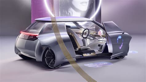 Mini Vision Next 100 Concept Revealed Performancedrive