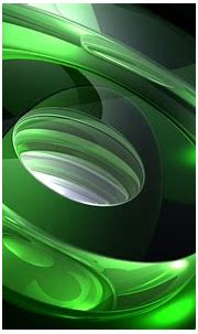 Free download 3D Wallpaper 3d abstract sound of green 1440 ...