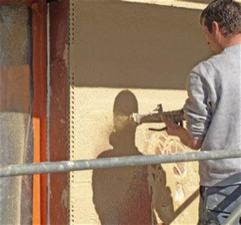 faire un crepi exterieur que faire en cas de fissure sur le cr 233 pi habitatpresto