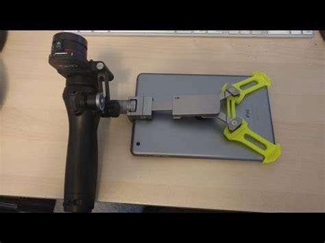 osmo ipad mini adapter youtube