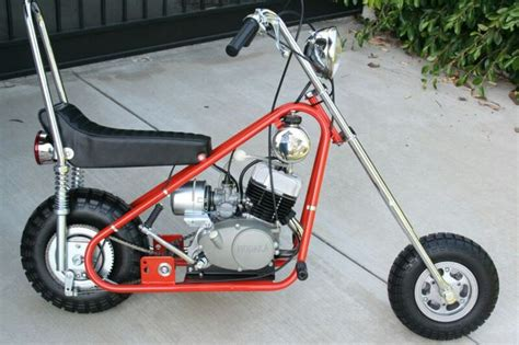 Bonanza Cr500 Minibike Chopper