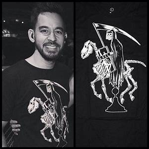our good friend Mike Shinoda for rocking the REAPER RIOT # ...
