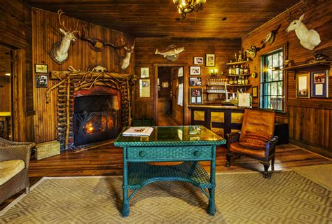 Hunting Lodge Living Room