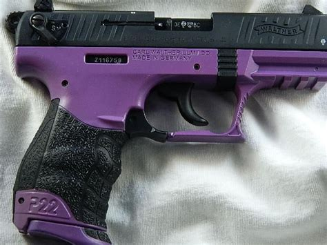 colored pistols walther pink p22 for sale guns for sale walther