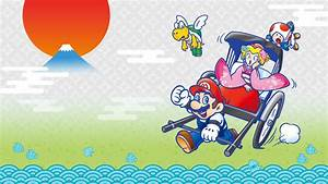 Character Design Creator Nintendo Japan Celebrates The New Year With A New Mario