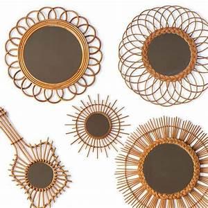 Miroir En Rotin : diff rence osier rotin bambou rotin osier farandole ~ Nature-et-papiers.com Idées de Décoration