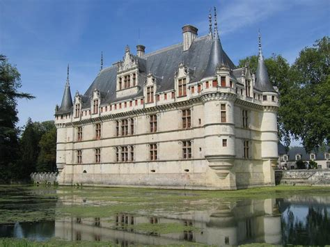 college azay le rideau panoramio photo of azay le rideau chateau