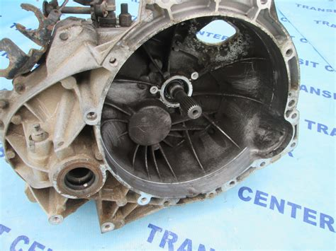 gearbox ford transit connect