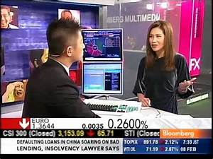 Bob Chen First Time on Bloomberg TV - YouTube