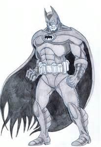 Cool Batman Drawings