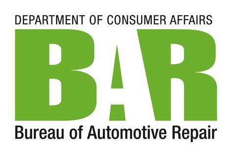 bureau repairs ca gov automotive repair bureau of