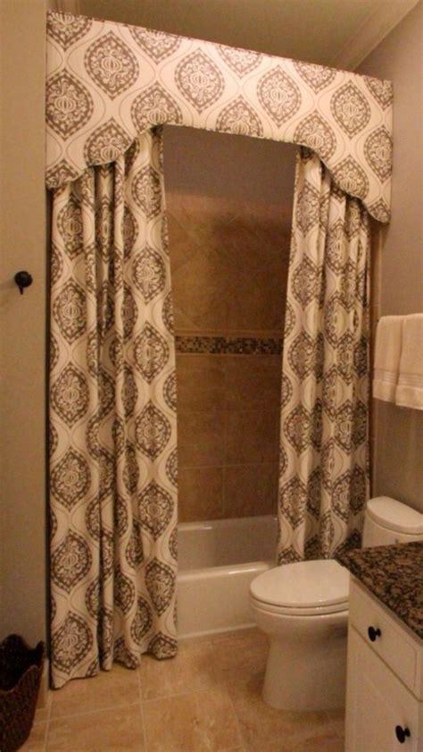 elegant bathroom shower curtain ideas  remodel