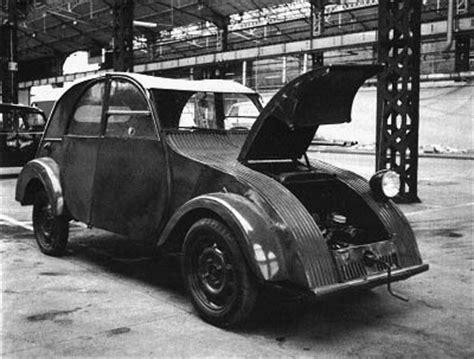 Prototype Cv by Citro 235 N 2cv Prototypes 2