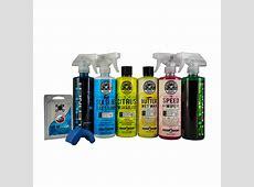 Chemical Guys HOL124 Starter Car Care Kit 7 Items