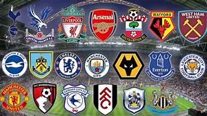 All 20 Premier League Clubs 2018/19 Season - YouTube