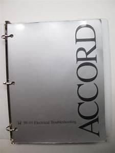 4eb139 00 Honda Accord Service Manual