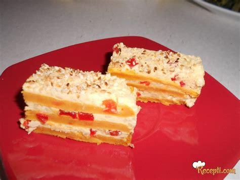 Youtube printscreen / domaći recepti. Posna slana torta od šargarepe - Recepti.com