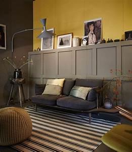 Feng Shui Farben Wohnzimmer : feng shui wohnzimmer wandfarbe element erde gelb ged mpfte farbt ne wohnen in 2019 wandfarbe ~ Pilothousefishingboats.com Haus und Dekorationen