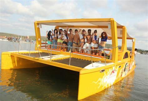 Catamaran Cruise Goa by Catamaran Goa Catamaran Cruiser Luxuryrental