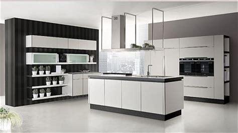 black and white kitchen design luxury italian kitchen design in black white and grey 7851