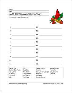 North Carolina State Facts Worksheet Elementary Version  Elementary Social Studies Pinterest