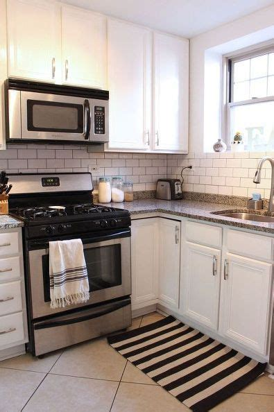 diy kitchen cabinets 17 best ideas about small condo kitchen on 6837