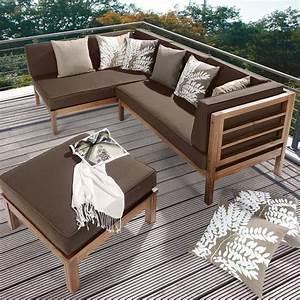 Lounge Set Holz : gartenm bel lounge holz ~ Whattoseeinmadrid.com Haus und Dekorationen